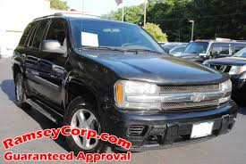 Used 2003 Chevrolet TrailBlazer For Sale | West Milford NJ