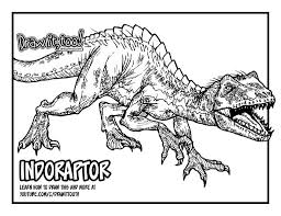 Maxresdefault Jurassic World Fallen Kingdom Coloring Pages Watsicacom