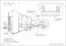 Innovation Interior Design Office Sketches 4 R And Ideas
