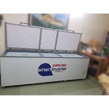 Tủ đông không đóng tuyết 1279asi darling 1400L smart inverter giá cạnh tranh