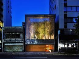 architecture houses glass. Optical Glass House, Hiroshi Nakamura \u0026 NAP, NAP House Architecture Houses T