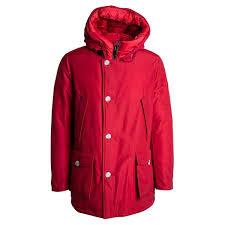 Woolrich Arctic Parka Nf Red Bei Kickz Com