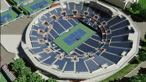 Kessler Stadium Seating Chart Us Open Grandstand Virtual Venue By Iomedia