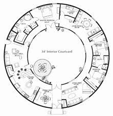 round house floor plans architecture best of circular floor plans new round house architecture