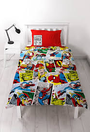 Marvel Comic Bedroom Marvel Bedding Sets Sale Ease Bedding With Style