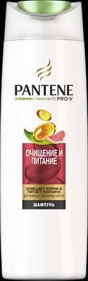 <b>Шампунь PANTENE Pro-v</b> слияние с природой очищение и ...