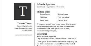 Best Resumes Formats | Resume Format And Resume Maker