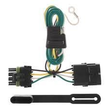 curt manufacturing curt custom wiring harness 55315 trailer wiring harness diagram at T Connector Wiring Harness