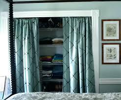 curtain for closet door closet curtains source a curtains closet doors for ideas curtain for closet