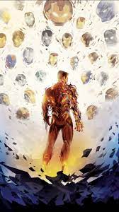 I Am The Iron Man iPhone Wallpaper ...
