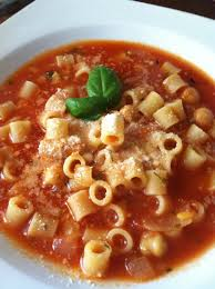 The Rotund Chef | Authentic recipes, Italian recipes, Pasta fagioli recipe