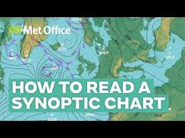 How To Read Synoptic Weather Charts Met Office
