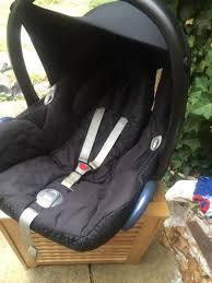 maxi cosi cabriofix car seat with manual 30