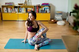 Yoga Poses For Beginners Shape