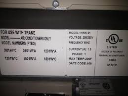 trane ac thermostat. attached images trane ac thermostat