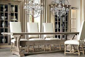 restoration hardware dining table bench. full image for restoration hardware 17th c hourglass trestle dining table bench r