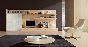 Living Room Tv Set Funiture Modern Living Room Furniture With White Wooden Stand