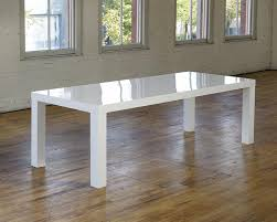 8u0027 white lacquer dining tables white lacquer dining table i51 white