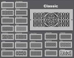 Decorative Grates Registers Decorative Wall Vent Pacific Register Company Vent Covers Grilles