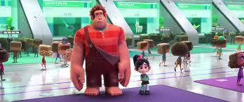 Ralph Breaks The Internet Film Review