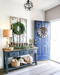 foyer furniture. Foyer Furniture Ideas 6 After Christmas Winter Decorating