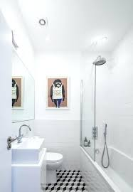 toilet sink shower combo white small bathroom with white sink white toilet white painted wall white