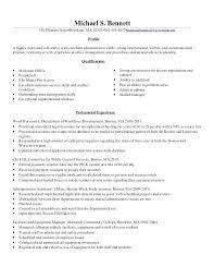 Court Clerk Resume Payroll Clerk Resume Best Objective For Resume