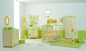 cool baby nursery furniture set with Winnie the Pooh from Doimo CityLine 13
