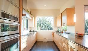 Mid Century Modern Kitchens Mid Century Modern Kitchen Backsplash Glass Sliding Door Rustic