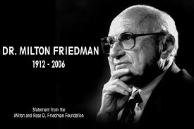 Milton Friedman Quotes Fascinating Quote Milton Friedman On Giving Away The Store It's The Women