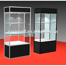 Glass Stands For Display Tempered Glass Shelfmetal Cabinets With Glass Sliding Doormetal 23