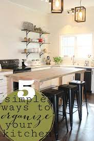 5 Simple Diy Kitchen Storage Ideas That Will Surprise You Life Storage Blog