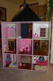 barbie furniture diy. American Girl Diy Dollhouse Lovely Dvd Shelf To Barbie Doll House Of Furniture