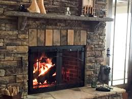 fireplace cover for your home