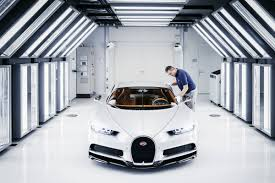 Bugatti Starts Chiron Production In Its Molsheim Factory Wired