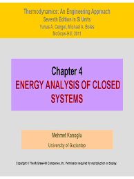 Chapter 4 | Heat Capacity | Enthalpy