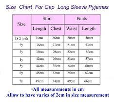 Gap Shirt Size Chart Gap T Shirts Size Chart Rldm