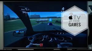 Apple TV 4K HDR Games & Apps !!! - YouTube