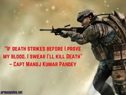 Army Quotes Delectable 48 Awesome Inspirational Indian Army Quotes That Inspire Soldiers