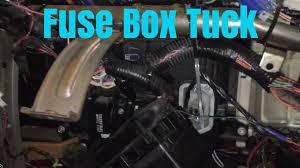 sx build update fuse box tuck thatburgundybuild 240sx build update 5 fuse box tuck thatburgundybuild