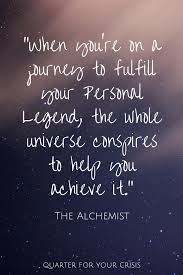 the alchemist pursuing your personal legend the alchemist personal legend