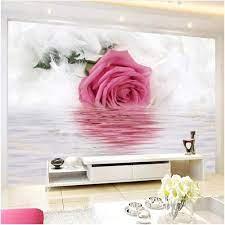 Beautiful Flower Wallpapers-250X175Cm ...