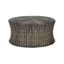 top 87 outstanding round rattan coffee table wicker make with orbs decorate image of outdoor resin