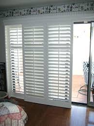 plantation shutter for sliding doors shutters for sliding glass doors white plantation shutters sliding glass door