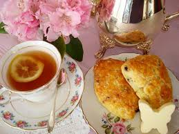 'PROPER' ENGLISH AFTERNOON TEA (MAY 6)