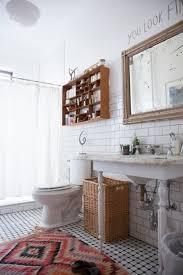 apartment bathroom decor.  Bathroom No More MatchyMatchy Bathroom Decor Unexpected Looks  Apartment Therapy And Decor T