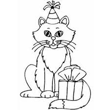 Do not limit your imagination. Birthday Coloring Pages