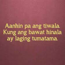 Tagalog Quotes Inspiration 48 Beautiful Tagalog Love Quotes With Images