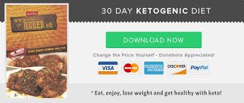30 Day Healthy Eating Plan Ketogenic Diet Meal Plan 30 Day Plan With Keto Menu