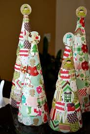 Cone Christmas Tree Ideas  Crafting In The RainFoam Christmas Tree Crafts
